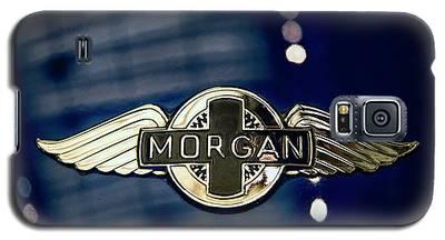 Classic Morgan Name Plate Galaxy S5 Case