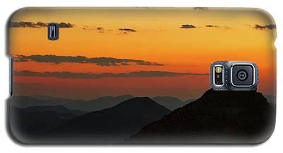 Evening At Mount Evans Galaxy S5 Case