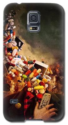 Mass Galaxy S5 Cases
