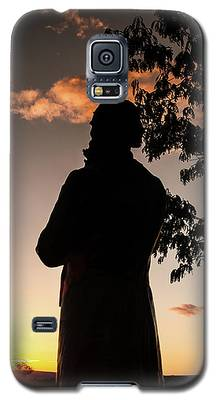 Corby At Sunset Galaxy S5 Case