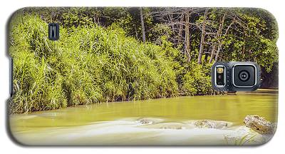 Country River In Trelawny Jamaica Galaxy S5 Case
