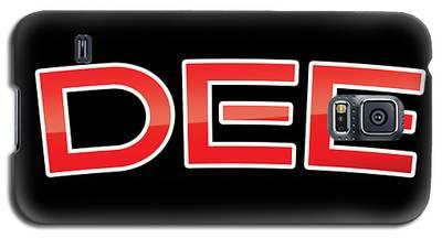 Dee Galaxy S5 Case