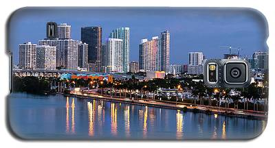 Early Rise Miami Galaxy S5 Case