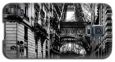 Eiffel Tower - Classic View Galaxy S5 Case