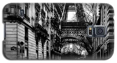 Eiffel Tower - Classic View Galaxy S5 Case