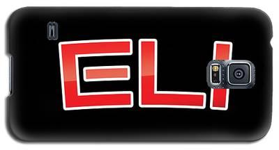 Eli Galaxy S5 Case