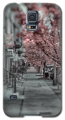 Empty Sidewalk Galaxy S5 Case