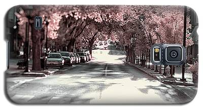 Empty Street Galaxy S5 Case