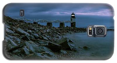 First Light - Marshall Point Panorama Galaxy S5 Case