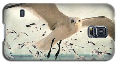 Flight Of The Gulls Galaxy S5 Case