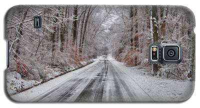 Frozen Road Galaxy S5 Case