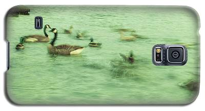 Ghost Ducks Galaxy S5 Case
