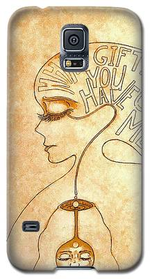 Gifts Of The Mind Galaxy S5 Case