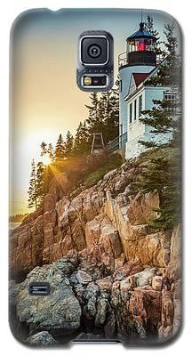 Golden Hour In Acadia Galaxy S5 Case