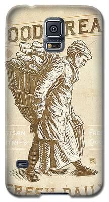 Good Bread Galaxy S5 Case