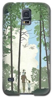 Grandview Park Galaxy S5 Case