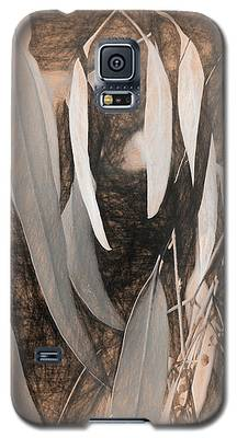 Gum Leaves Galaxy S5 Case