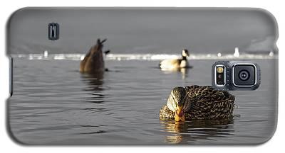 He's Doing It Again, Isn't He Galaxy S5 Case