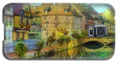 Historic Village On The Rhine Galaxy S5 Case