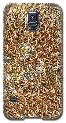 Honey Bees Galaxy S5 Case