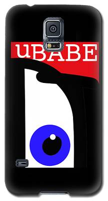 I See Ubabe Galaxy S5 Case