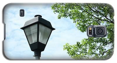 Light Pole In The Sky Galaxy S5 Case