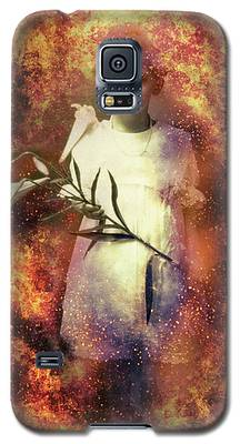 Lilies Of The Apocalypse Galaxy S5 Case