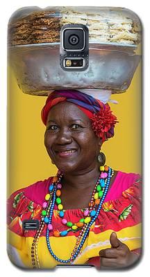 Los Palenques De Cartagena De Indias Galaxy S5 Case