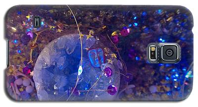 Man In The Moon - 2 Galaxy S5 Case