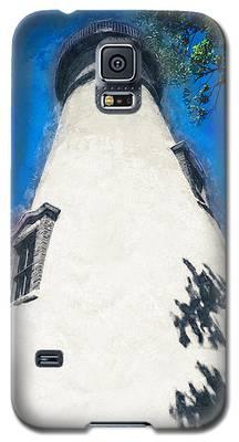 Marblehead Ohio Light Galaxy S5 Case
