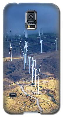 March Of The Windmills Galaxy S5 Case