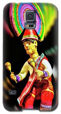 Mayan Dancer Galaxy S5 Case