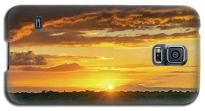 Mexico Sunset Full Galaxy S5 Case