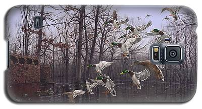 Monday Morning Mallards Galaxy S5 Case
