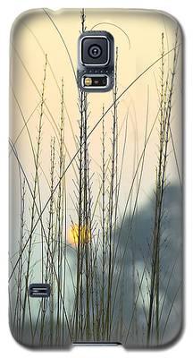 Grass Galaxy S5 Cases