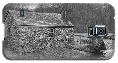 Morris Canal Lock House - Waterloo Village Galaxy S5 Case