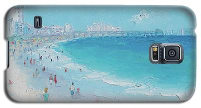 Myrtle Beach And Springmaid Pier Galaxy S5 Case