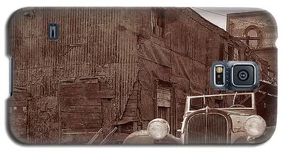 New 1936 Citroen Old Neighborhood Galaxy S5 Case