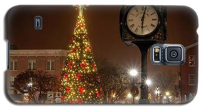 Night On The Square Galaxy S5 Case