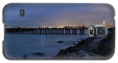 Night Pier- Galaxy S5 Case