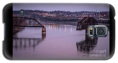 Old Swing Bridge Galaxy S5 Case