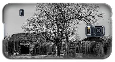 Out In The Barn Yard Galaxy S5 Case