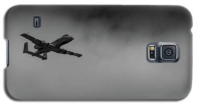Out Of The Clouds - A-10c Thunderbolt Galaxy S5 Case