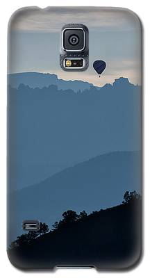 Over The Cimarrons Galaxy S5 Case