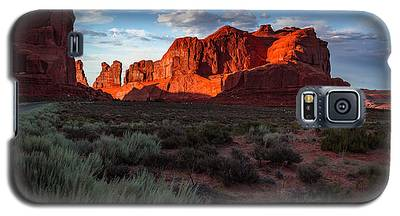 Park Avenue Sunset Galaxy S5 Case