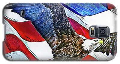 Patriotism Galaxy S5 Case