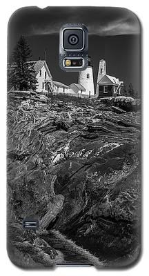 Pemaquid Monochrome Galaxy S5 Case