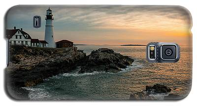 Portland Head Sunrise Final Galaxy S5 Case