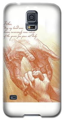 Prayer Galaxy S5 Case