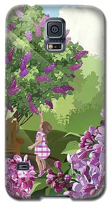 Print Galaxy S5 Case